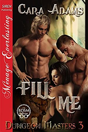 book cover of Fill Me