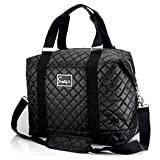 Best Carry On Shoulder Bags - Travel Weekender Overnight Carry-on Shoulder Duffel Tote Bag Review