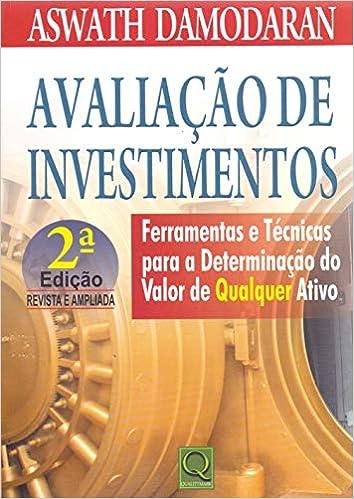 Avaliação de Investimentos by Damodaran