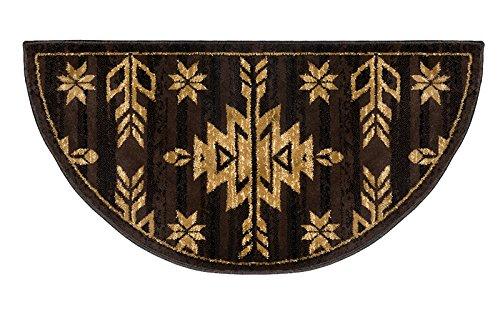 Oriental Classic Southwest Hearth Rug, 15012 (Oriental Hearth Wool Rug)