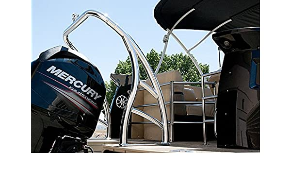 Pontoon Boat Ski Tow Bar >> Aerial Wakeboarding Universal Ski Tow Bar For Pontoon Boats