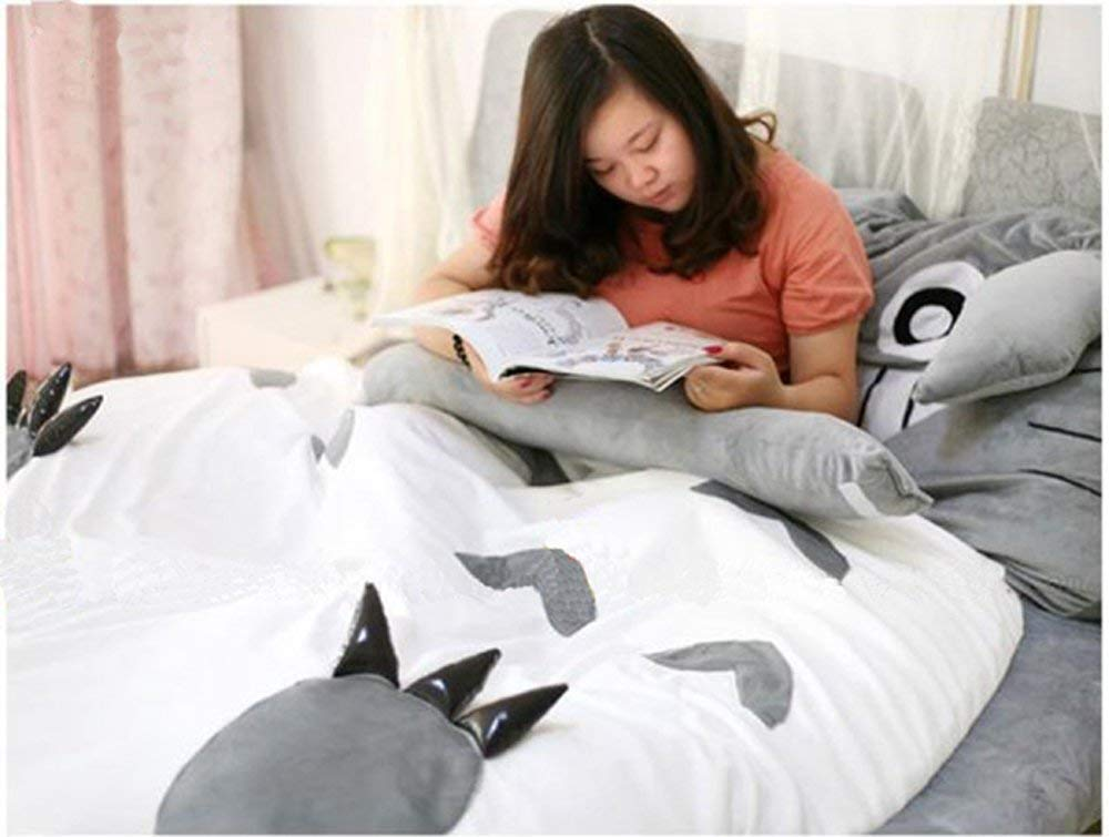 Huippy My Neighbor Totoro Sleeping Bag Sofa Bed Twin Bed Double Bed Mattress for Adults or Kids by Huippy