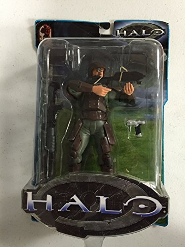 - Halo Series 3 UNSC Marine with Assault Rifle, Shot-gun, and Pistol.