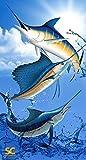 SPORT N CARE MARINE / BEACH TOWEL