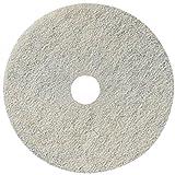 Renown REN02093 Natural White Burnish Pad 20'', 5 Per Case