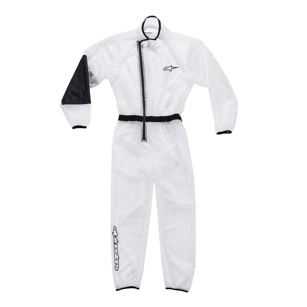 Alpinestars KART RAIN YOUTH SUIT CLEAR 140