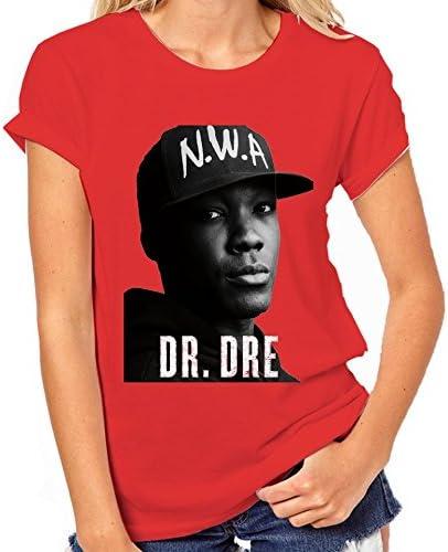 S-3XL NWA Kylo Ren Funny Star Wars Hip Hop T Shirt Black Episode 7 VII