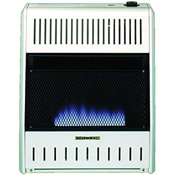 Procom Mg20tbf Ventless Dual Fuel Blue Flame Thermostat