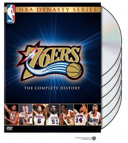 NBA Dynasty Series - Philadelphia 76ers - The Complete History Darryl Dawkins Allen Iverson Warner Bros. Home Video Movie