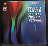 Miles Davis - Quiet Nights - Lp Vinyl Record
