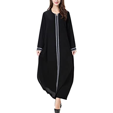 Style robe Zhuhaitf Fashion longs Muslims la vêtements à mode n8gTW8q0U
