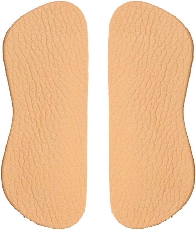 SUPVOX Talon Grips Doublure De Talon Haut Doux Auto-Adh/ésif Prot/ège-Dos Coussin Inserts Semelle Chaussures Chaussures Dos Pads 3pcs