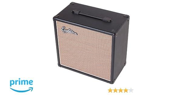 EAGLETONE CAJA QUE RABIA 110 amplificadores de guitarra eléctrica 1x10 bafles de guitarra: Amazon.es: Instrumentos musicales