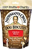 Newman'S Own Dog Biscuits, Chicken Formula - Small...