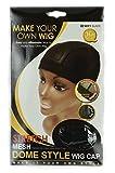(6 Pack) Qfitt - Mesh Dome Style Wig Cap #5011