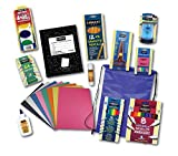Sargent Art 22-0054 Early Childhood Back Kit Elementary Art, School, Supplies