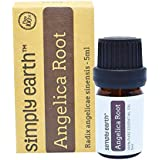 Angelica Root Essential Oil - 5ml, 100% Pure Therapeutic Grade by Simply Earth