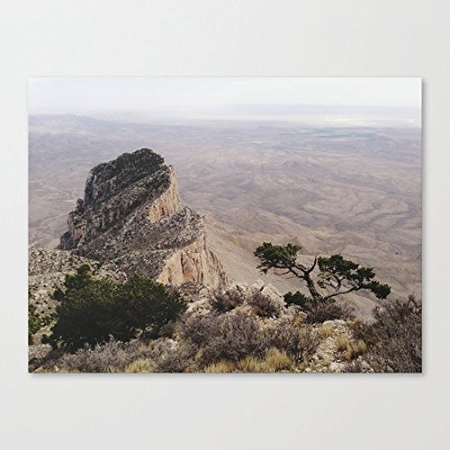 Guadalupe Mountains National Park Art Canvas Wall Prints Framed Modern Decor Paintings Artwork for
