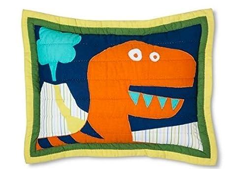 Amazon.com: Circo Dinosaur Dino Friends High Quality Quilt (1 Sham ... : circo quilt - Adamdwight.com