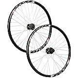Taylor Wheels 26 Zoll Laufradsatz Mach1 MX Disc Shimano M475 6 Loch schwarz