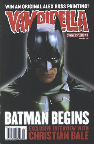 Vampirella Summer Special #1 Batman Begins (Buffy Halloween Special)