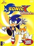 Sonic X - Megapack Vol. 02 / Episode 10-18 (3 DVDs)
