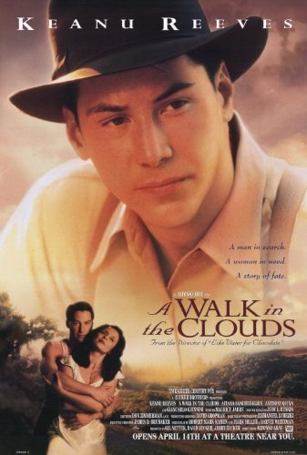 Decorative Wall Poster A Walk in the Clouds POSTER Movie (27 x 40 Inches - 69cm x 102cm) (1995)