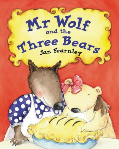 Download Mr.Wolf and the Three Bears ebook