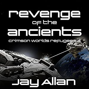 Revenge of the Ancients Audiobook