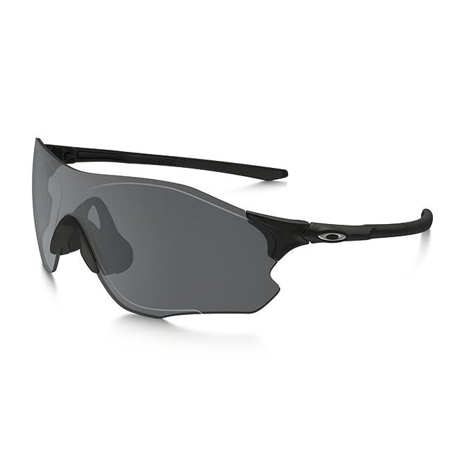 f6193526be730 ... switzerland oakley mens evzero path asian fit sunglasses polished black  black iridium one size 04df2 2cec8