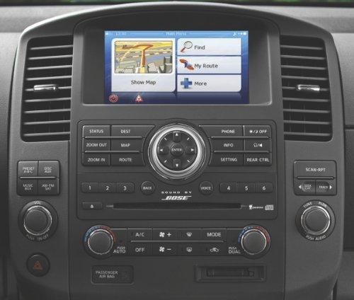 OEM Enhanced Electronics - OEM Factory Integrated Navigation System for 2009-2014 Nissan/Infiniti - (OEM-NIS/INF-NAV)