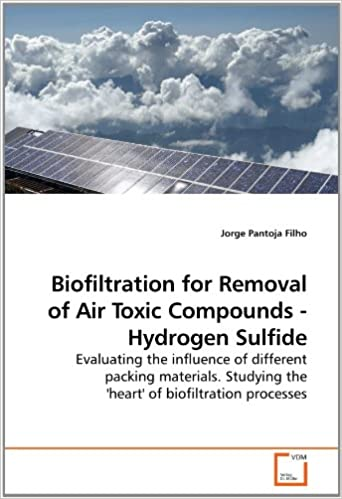 Book Biofiltration for Removal of Air Toxic Compounds - Hydrogen Sulfide: Evaluating the influence of different packing materials. Studying the 'heart' of biofiltration processes