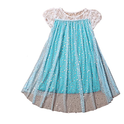 iFigure Girl's Summer Princess Dress up Costume Fancy Party (J Fancy Dress Costumes)