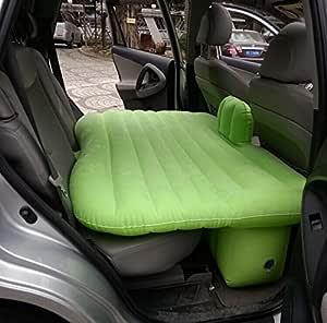 ibigbean - colchón hinchable para coche, para SUV, camioneta ...