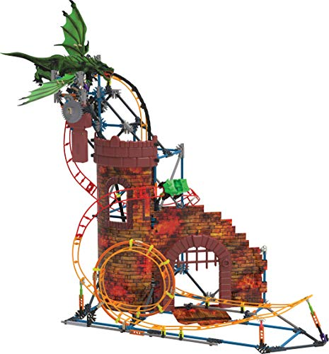 The Dragons Revenge Thrill Coaster set is a cool building set for older kids and tweens