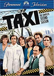 Taxi: The Complete Second Season