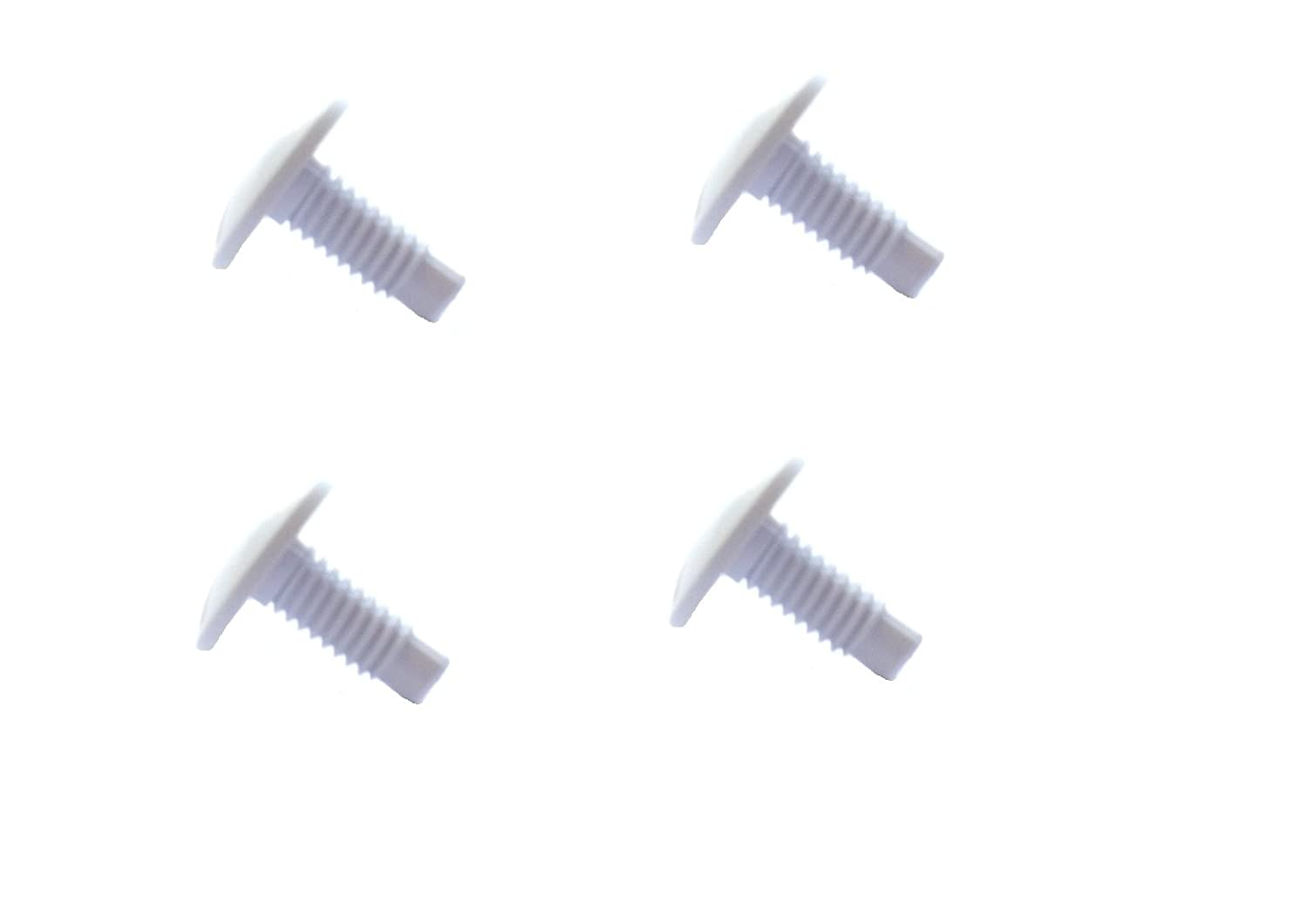 Southeastern 4 Pack Wheel Screw Pool Cleaner Replacement Part For Polaris 180 280 C55 C-55 Southeastern Accessory