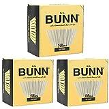 3-Pack BUNN 100-Count Basket Filter