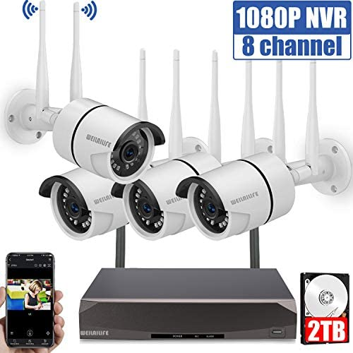 Security Wireless Channel Surveillance Weatherproof product image