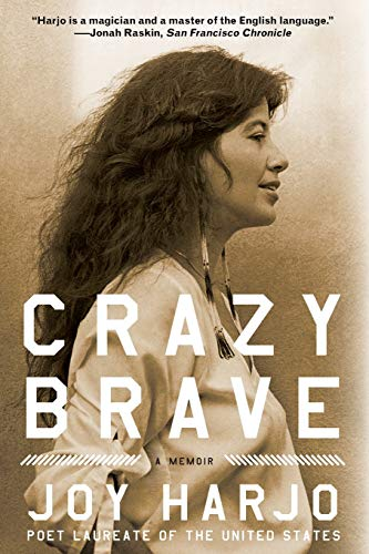 Cover of Crazy Brave: A Memoir