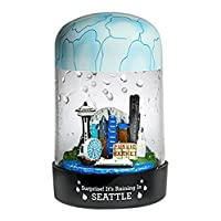 RainGlobes Seattle the Globe that Rains