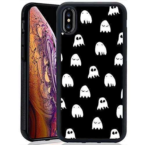 Little Ghost iPhone Xs Max Phone Case, Shockproof