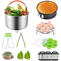 Eternal Home Steamers Accessories Set for Instant...