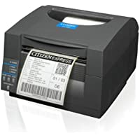 Citizen CL-S521 Direct Thermal Printer - Monochrome - Label Print CL-S521-E-GRY