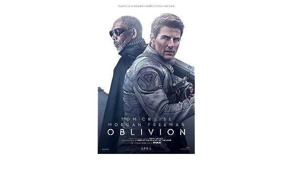 Tom Cruise Oblivion Repro Film POSTER