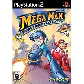 amazon mega man anniversary collection game 輸入版 北米 ゲーム
