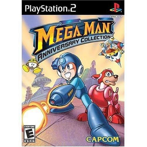 Mega Man Anniversary Collection - PlayStation 2 (Megaman Ps2 For)