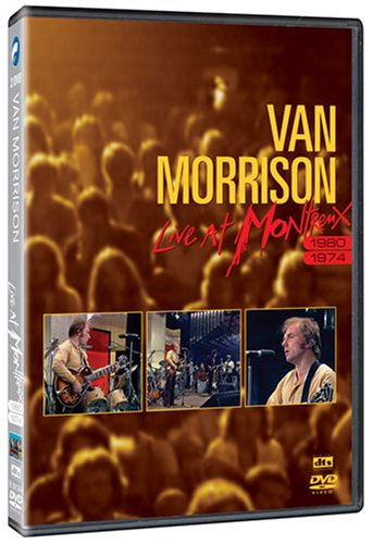Van Morrison: Live at Montreux 1980/1974 by RED Distribution