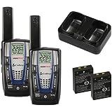 Cobra Walkie-Talkie microTalk CXR825 22-Channel Two-Way Radio (Pair)