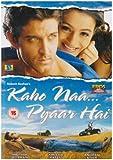 Kaho Naa Pyaar Hai Bollywood DVD (With English Subtitles)